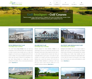 Golf Southport