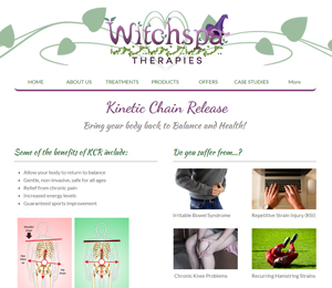 Witchspa Therapies - Holistic Therapist, Ayrshire