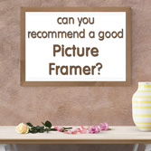 Business Networking Ayrshire - Picture Framer