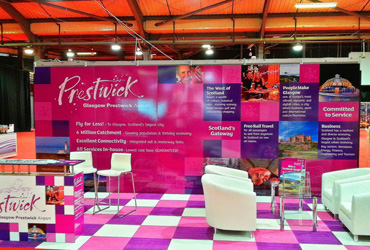 Exhibition Stands - Ayrshire
